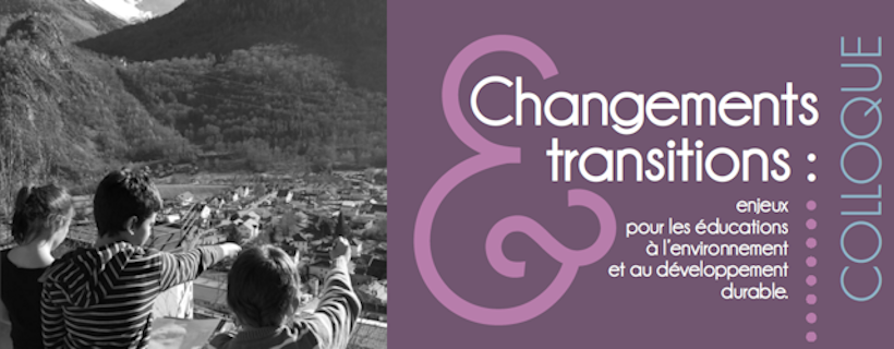 Colloque « Changements & transitions »