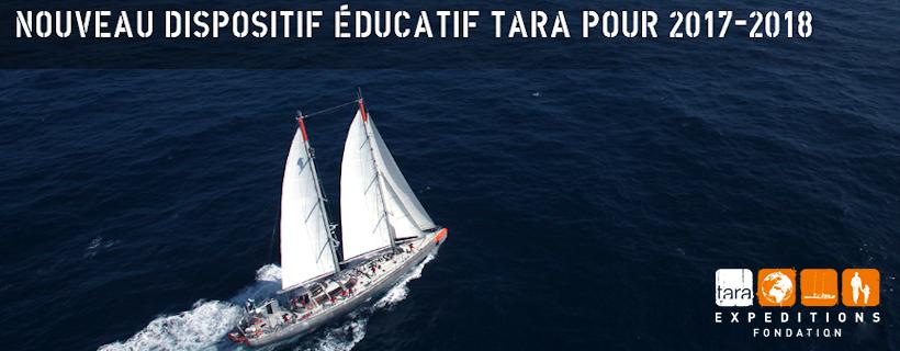 Tara expedition : nouveau dispositif pédagogique pour 2017-2018