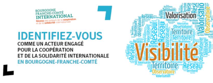 Campagne de recensement des acteurs de la coopération et de la solidarité internationale