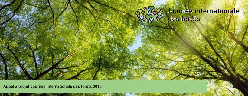 Appel à projets Journée internationale des forêts 2018