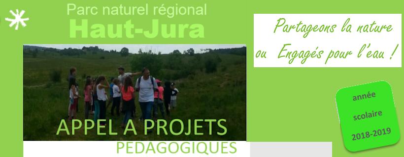 Appel à projets PNR Haut Jura