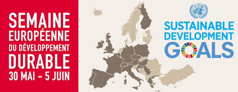Semaine européenne du développement durable 2018