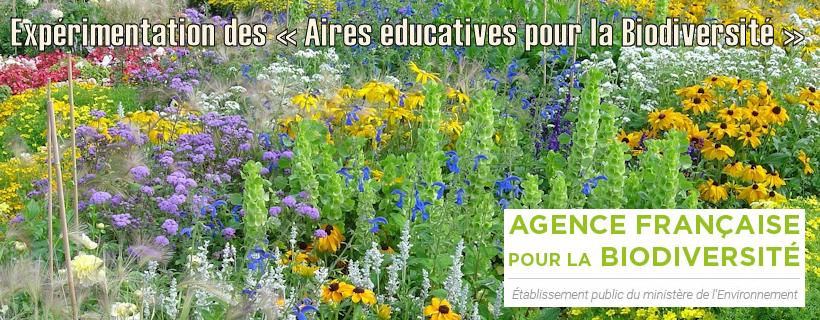 Expérimentation des « Aires éducatives pour la Biodiversité »