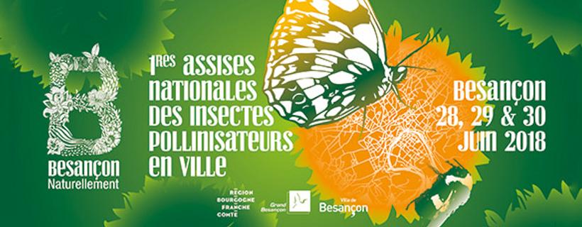 Assises nationales des pollinisateurs en ville
