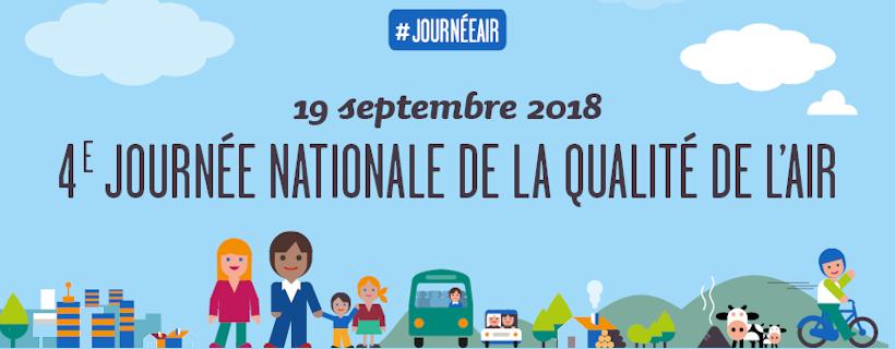 4ème journée nationale de la qualité de l'air