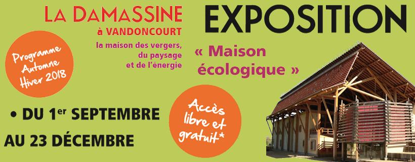 Exposition « Maison écologique »