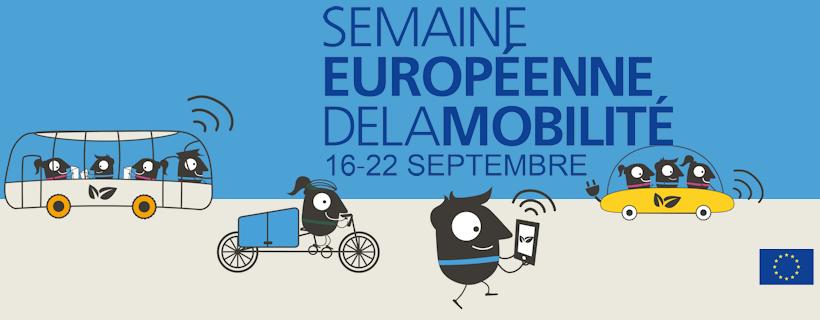 17e édition de la Semaine européenne de la mobilité