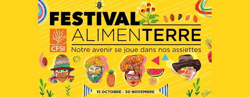 Festival ALIMENTERRE : appel à participation