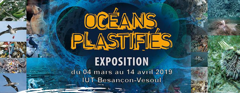 Exposition « Océans plastifiés »