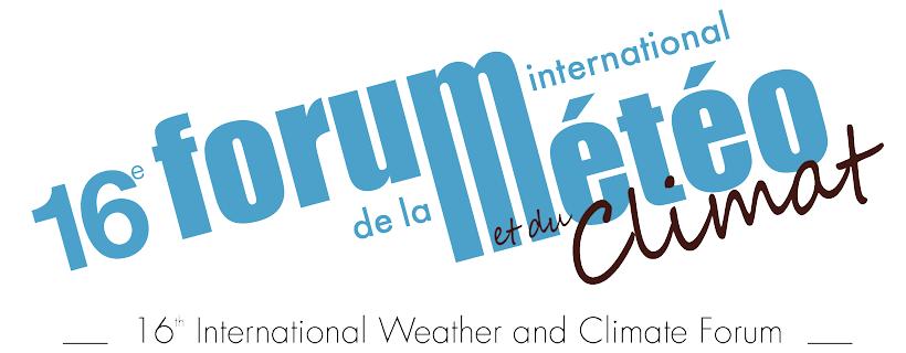 16e Forum International de la Météo et du Climat