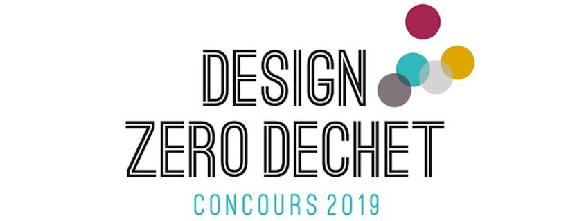 Concours 2019 Design Zéro Déchet