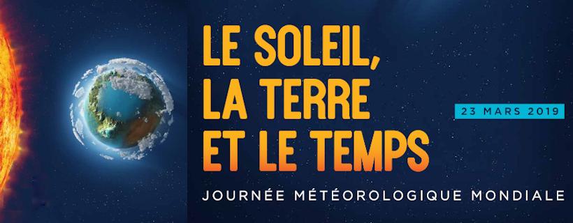 """Résultat de recherche d'images pour """"journée mondiale de la météorologie 2019"""""""
