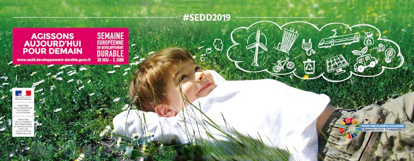 Semaine européenne du développement durable 2019