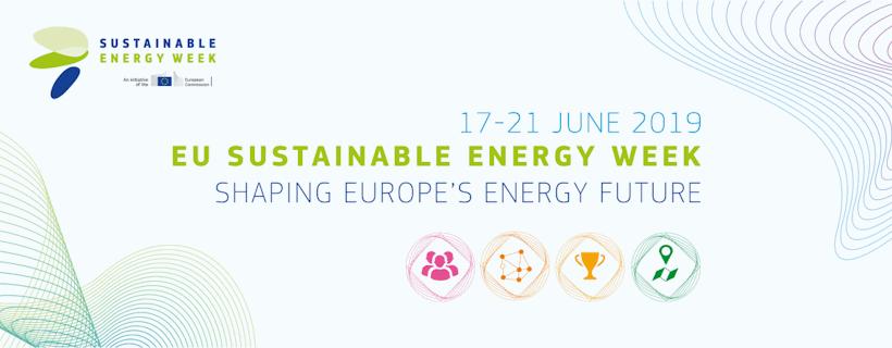 Semaine européenne de l'énergie durable 2019