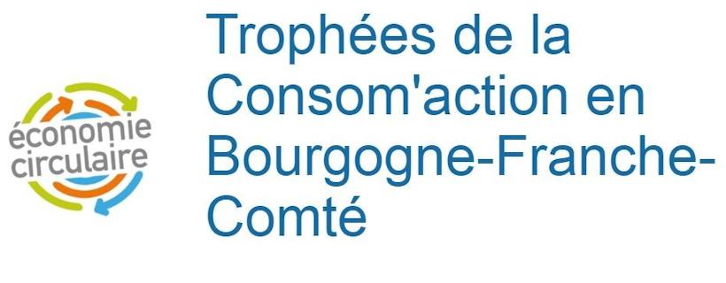 Les trophées de la consom'action en région Bourgogne-Franche-Comté