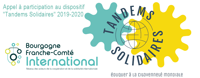 Appel à participation au dispositif « Tandems Solidaires » 2019-2020