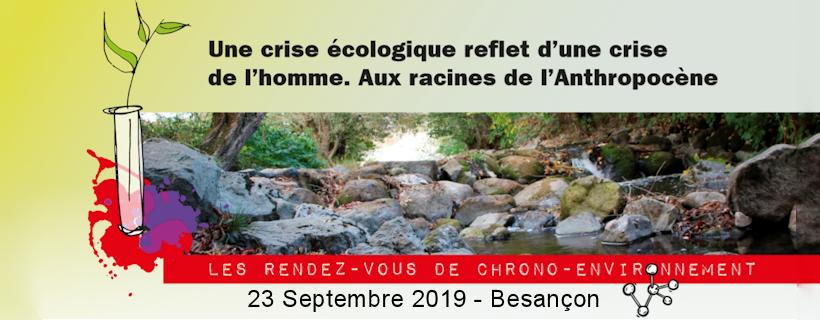 Conférence: Une crise écologique reflet d'une crise de l'homme. Aux racines de l'Anthropocène