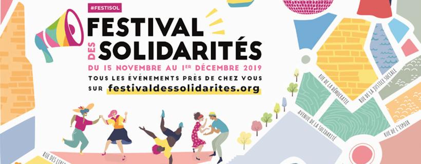 Festival des solidarités 2019