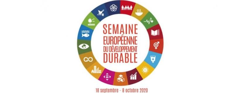 Report de la Semaine Européenne du Développement Durable