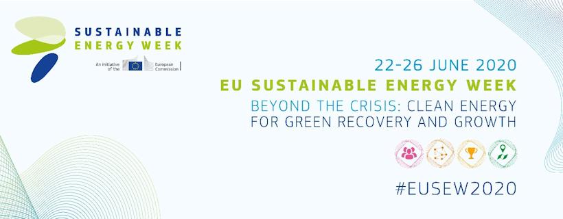 Semaine européenne de l'énergie durable 2020