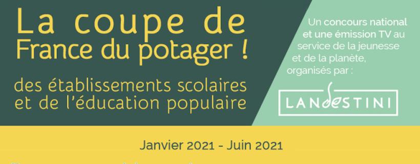 Concours « La coupe de France du potager ! »