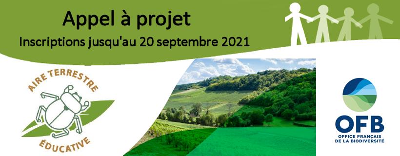 Appel à projet 2021-2022 : Aires Terrestres Educatives