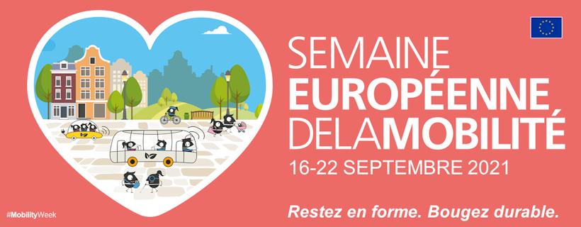 20e édition de la Semaine européenne de la mobilité