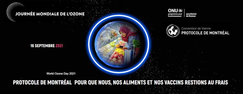 Journée mondiale de l'ozone 2021